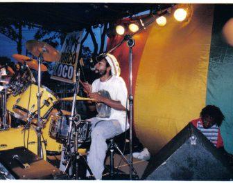 Baterista Rastafari Mix