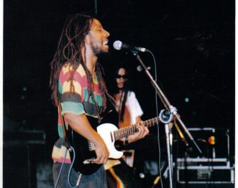 Black Anjo vocal da Bnada Rastafari Mix
