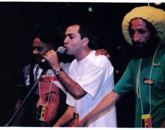 Dionorina, Turco Loco e Alfredo Rasta