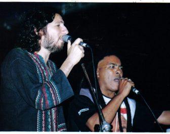 Fauzi Baydoun e Dionorina