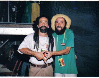 Macandau e Alfredo Rasta