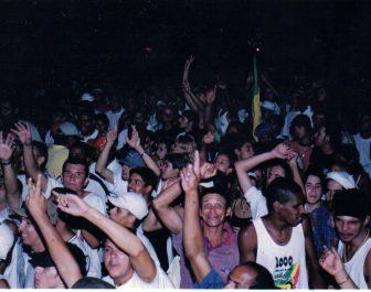 Público Carnaval Reggae