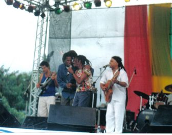 Dionorina, Jorge de Angelica e Gil Sam
