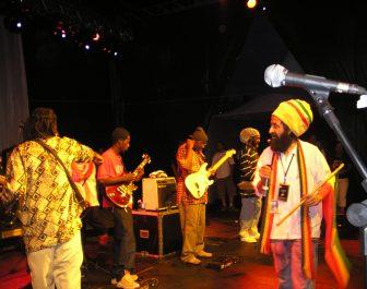 8º Edição Grito Cultural Reggae 2007