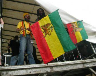 9º Edição Grito Cultural Reggae 2009