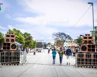 Arena Sound System