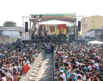 12° Edição – Grito Cultural Reggae 2014