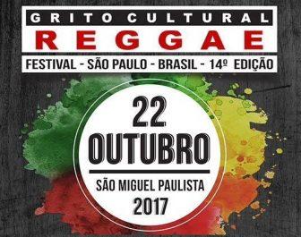 14º Edição – Grito Cultural Reggae 2017