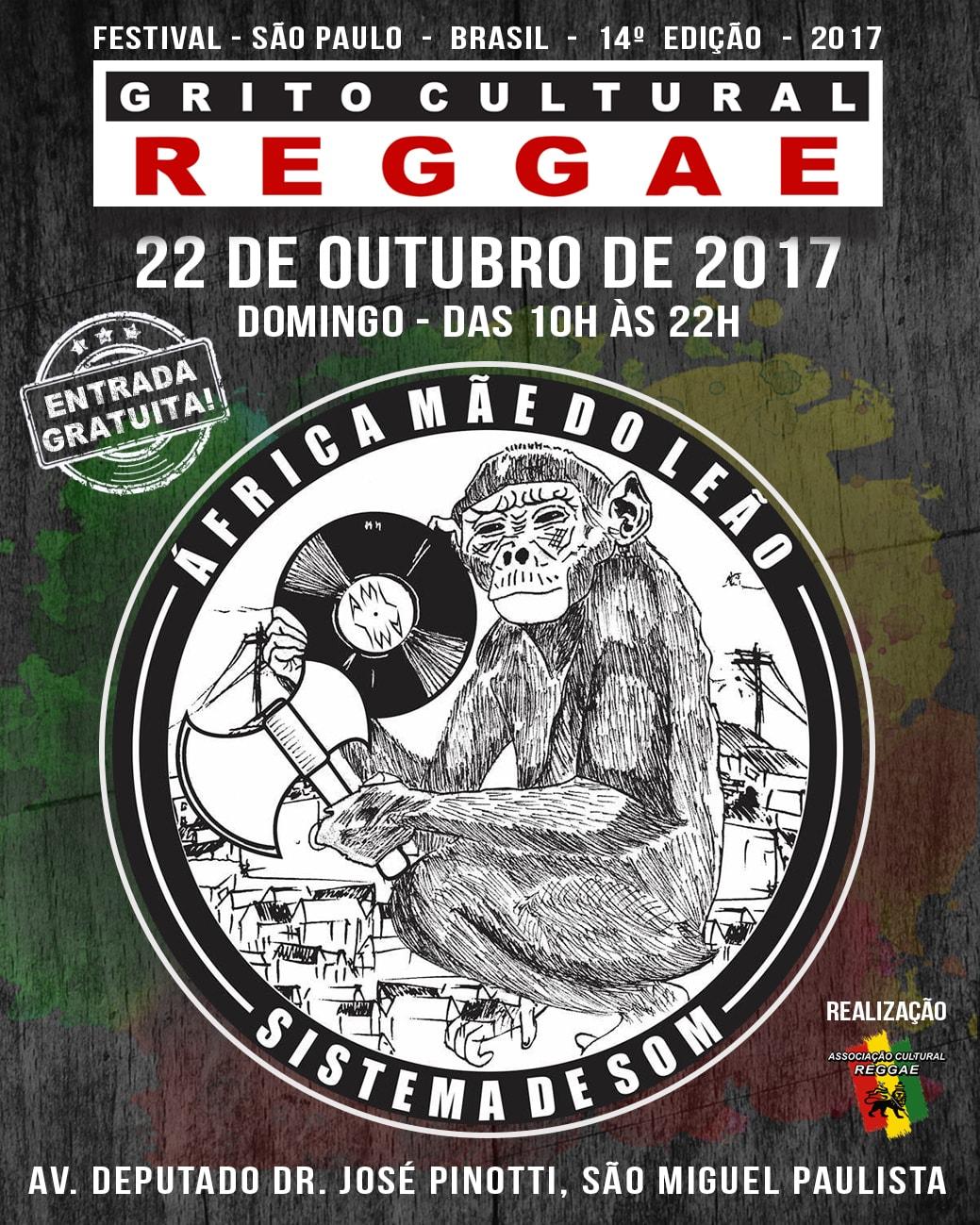 Grito Cultural Reggae