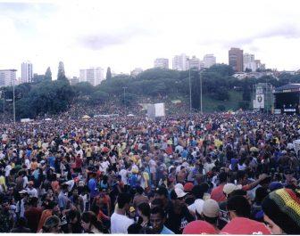 Grito de Carnaval Reggae